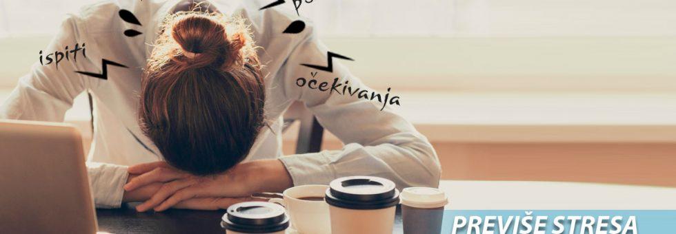 Rešite se stresa i depresije