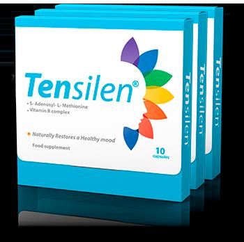 Tensilen-natural antidepresive