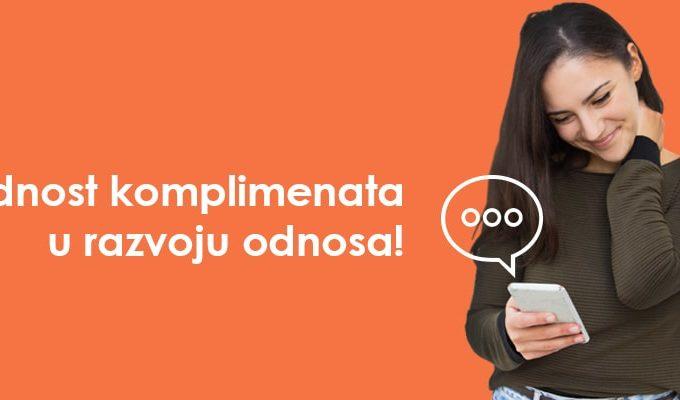 Zašto je važno kako odgovarate na kompliment?