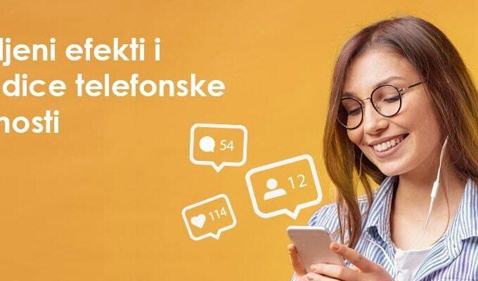 Saznajte: Da li ste zavisni od upotrebe mobilnih telefona?